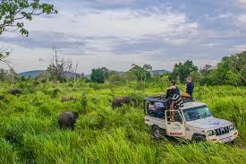 Habarana Adventure Day Tour From Kandy