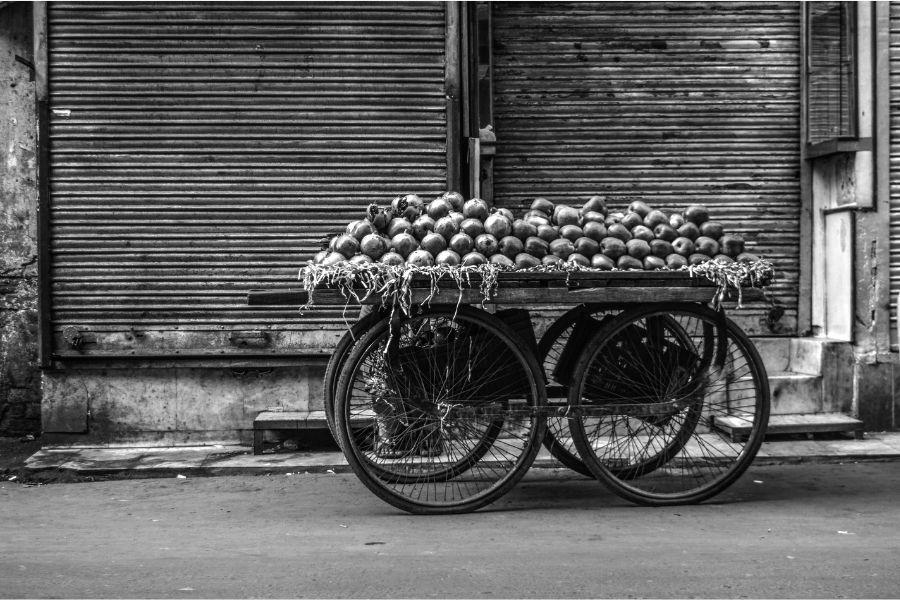 Old Delhi Walking Group Tour