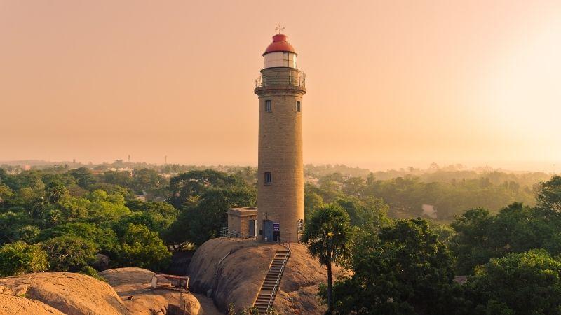 From Chennai: Private Day Tour to  Pondicherry