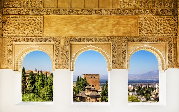 Meet the Sultans of Bling: Skip-The-Line Ticket and Guided Tour of the Alhambra and Nasrid Palace