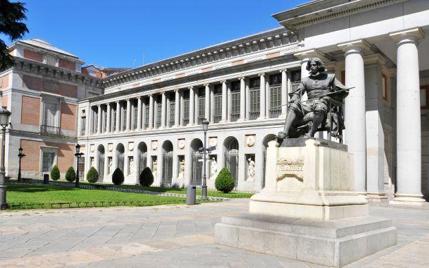 Madrid City Tour: Hop-On, Hop-Off Bus and Prado Museum Skip-the-Line Ticket