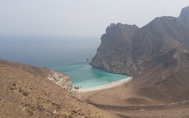 Guided 4-Hour West Salalah Tour