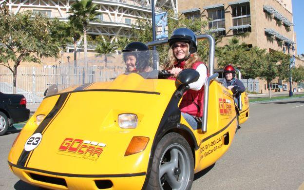 Downtown GoCar Tour: A San Diego Experience – isango!