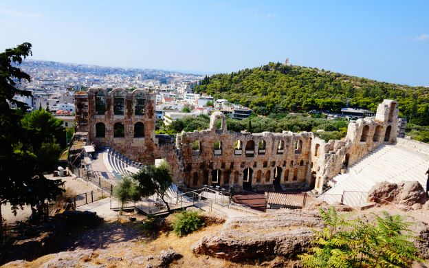 Acropolis of Athens: Skip-the-Line and Guided Tour