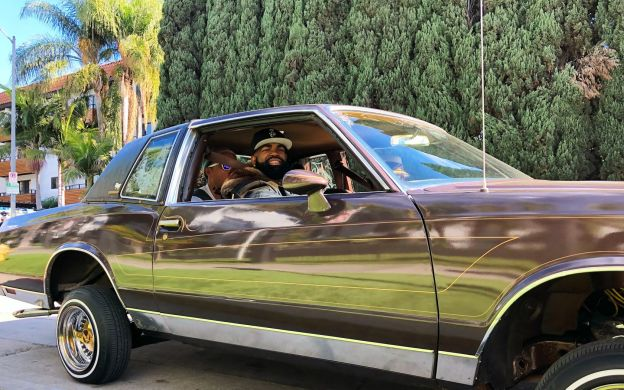 Los Angeles Hip Hop Culture Lowrider Tour