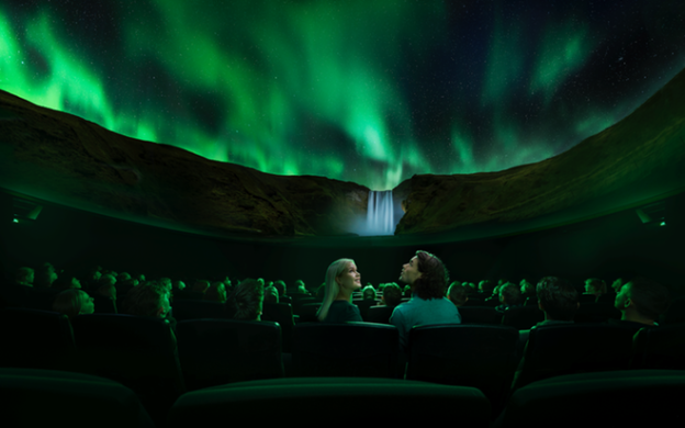City Sightseeing Reykjavik: Hop-On, Hop-Off Tour with Northern Lights Planetarium Show
