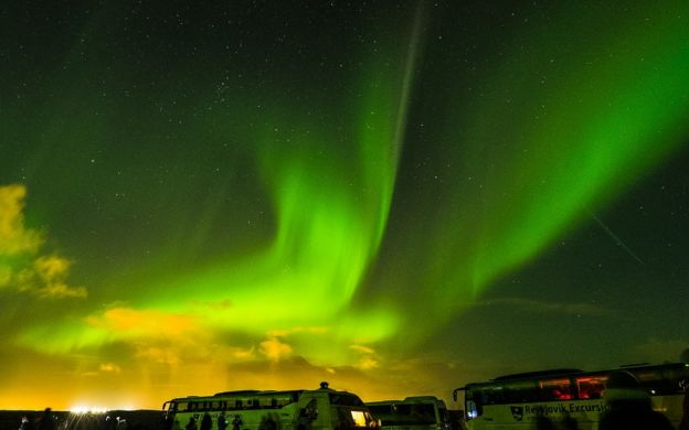 Guided Northern Lights Hunt, Reykjavik - Small Group Tour