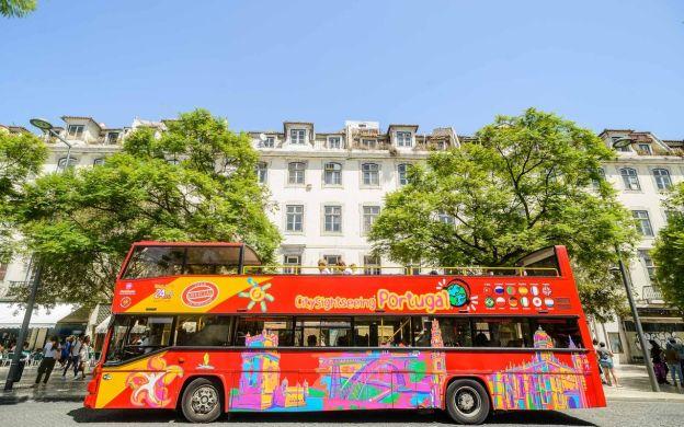 City Sightseeing Lisbon: Hop-On, Hop-Off Bus Tour