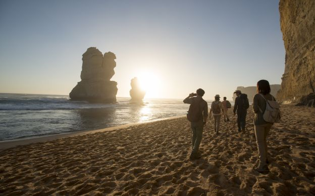Great Ocean Road Sunset & Chocolate Tasting Tour, Melbourne