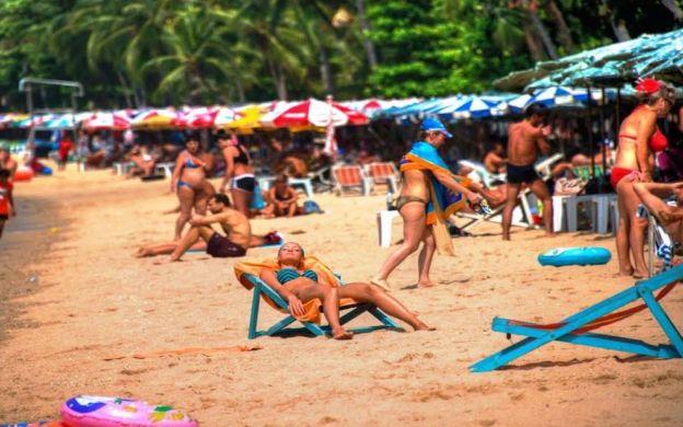 Not Just Sin City: Tour of Pattaya through Day and Night - Phra Tamnak Hill, Pattaya Beach, Walking Street and More