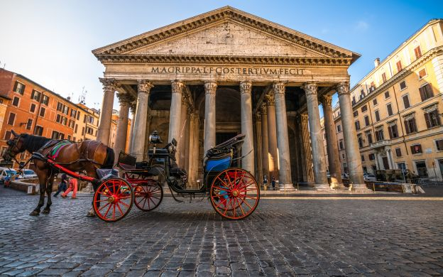 Vatican & Rome Experience Pass: Hop-on, Hop-Off Buses, Vatican Museums, Sistine Chapel, Colosseum, Capitoline Museum & More