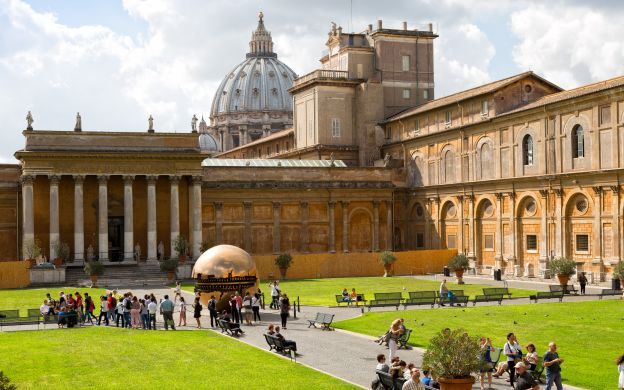 Vatican VIP All Access: Papal Audience, Sistine Chapel, Vatican Gardens, & Lunch