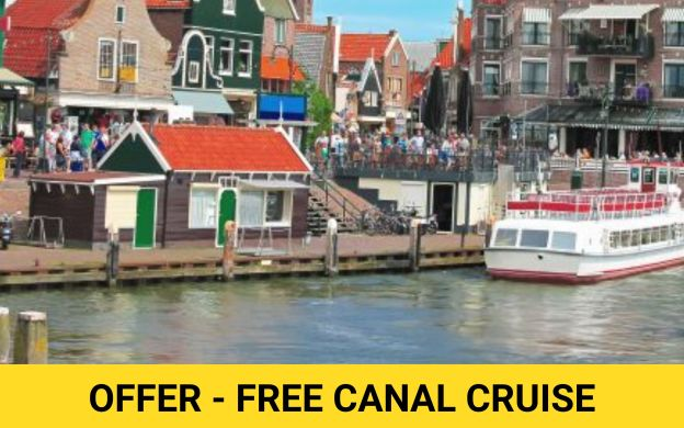 Best of Holland Tour: Volendam, Marken, Zaanse Schans, Delft, The Hague and Madurodam
