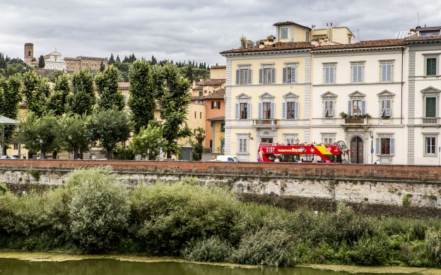 City Sightseeing Florence: Hop-On, Hop-Off Bus Tour + Leonardo Interactive Museum