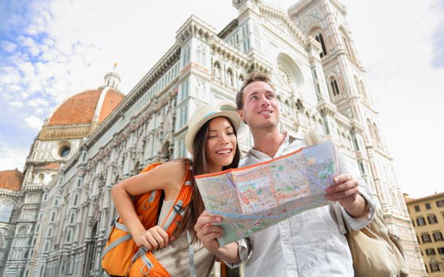 City Sightseeing Florence: Hop-On, Hop-Off Bus + Duomo Guided Tour