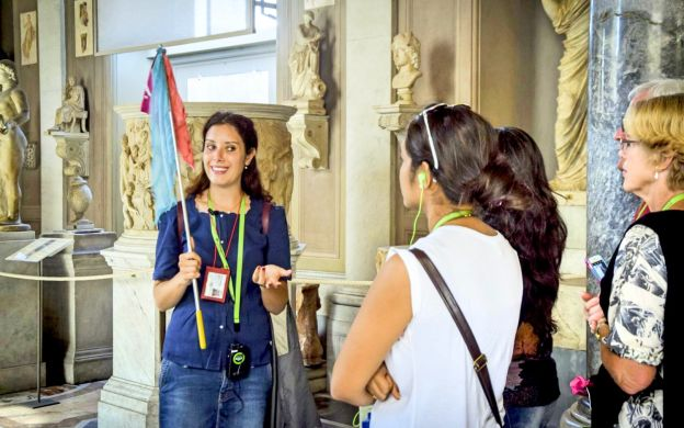 2-in-1: Vatican Museums & Colosseum Guided tour - First Entry!
