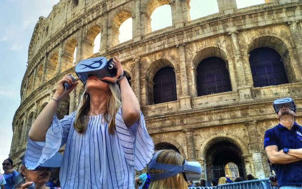 Colosseum 3D VR: Skip-The-Line Entry and Virtual Reality Experience