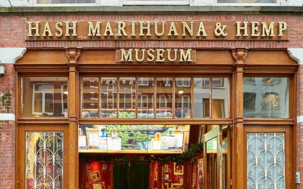 Hash Marihuana & Hemp Museum with Audio Guide, Amsterdam