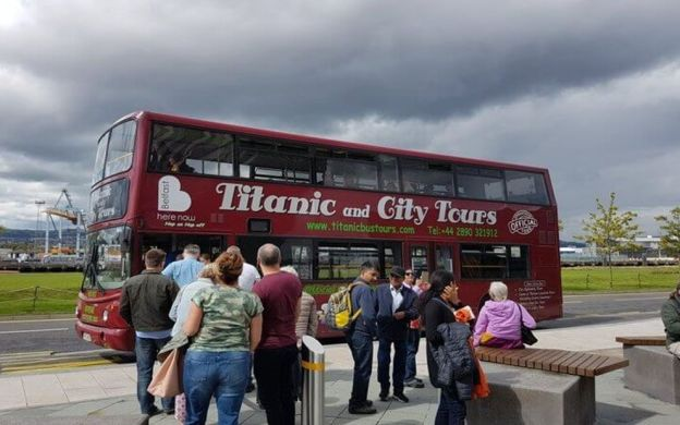 City Tours Belfast: 2 Days Hop-On, Hop-Off Bus and Giant's Causeway Guided Tour