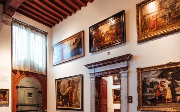 Residence of a Genius: Ticket to the Rembrandt House Museum in Amsterdam