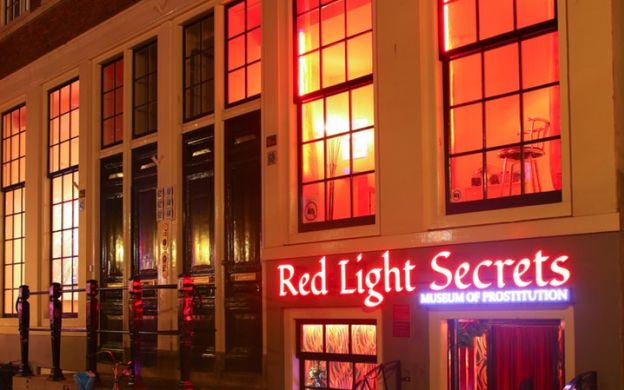 Secrets of the Business: Tickets to the Museum of Prostitution in Amsterdam - Red Light Secrets