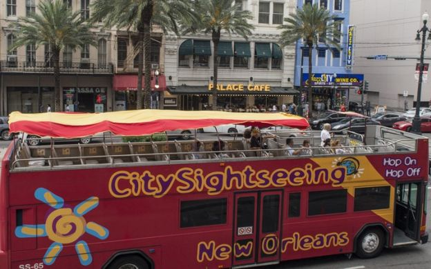 City Sightseeing New Orleans Hop-On, Hop-Off Tour & Evening Jazz Cruise