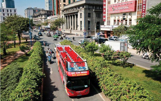 Saver Combo: Ho Chi Minh City Vietnam Hop-On, Hop-Off Tour, Mekong Delta & Cu Chi Tunnels Tour