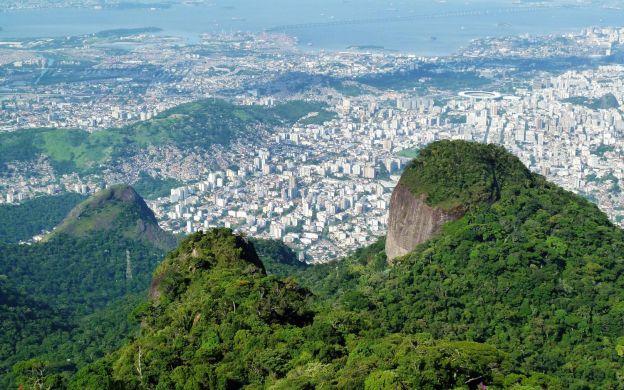 Tijuca's Peak Hiking Tour:  An Exciting Rio Trip