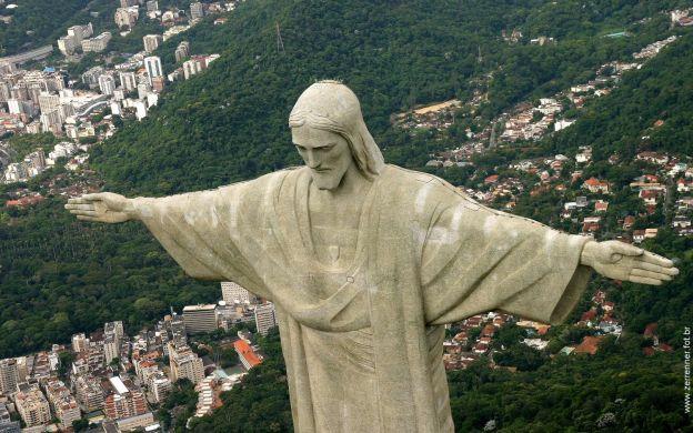 Helicopter Tour of Rio de Janeiro: Christ The Redeemer, Tijuca Rainforest, Bofagoto Bay and More