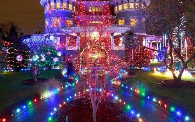 Karaoke Christmas Lights Trolley Tour Of Vancouver – isango!