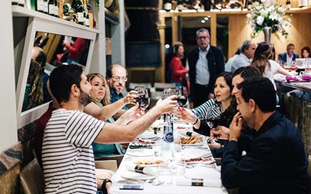 Barcelona Wine & Gourmet Tapas Tour
