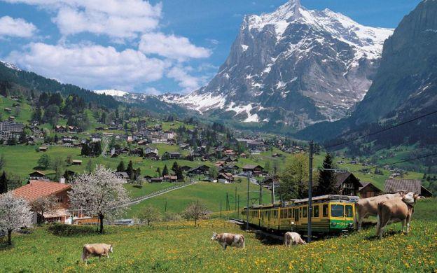 2 Day Bernese Oberland From Zurich
