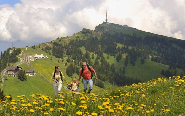 2-Day Mountain Wellness Spa And Sights To Lucerne From Zurich