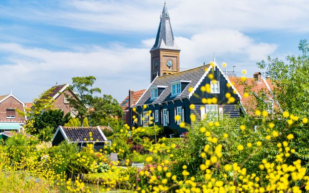 Combo Tour: Amsterdam City Tour with Volendam, Marken & Windmills