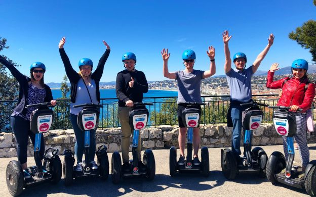 2-Hour Nice Highlights Segway Tour with Expert Guide