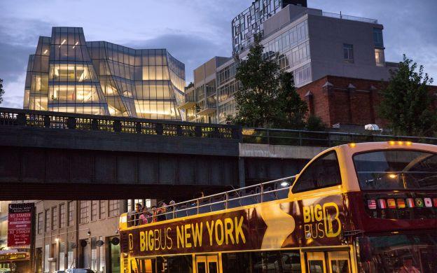 Big Bus New York: Classic Hop-On, Hop-Off Bus Ticket