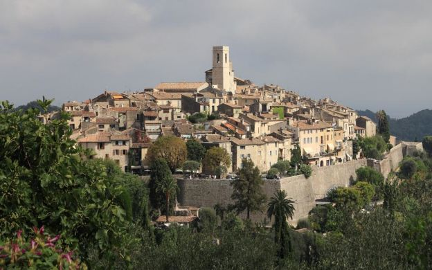Half Day Tour to Gourdon, Tourettes sur-Loup and Saint Paul de Vence