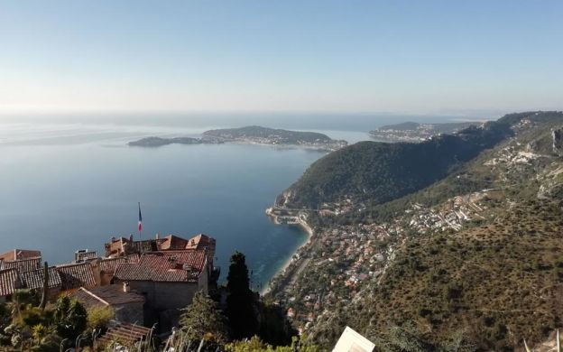Full Day Tour from Nice to the French Riviera via Mont Alban & Perfume Factory