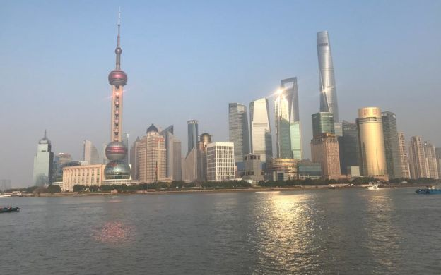 Half Day City and Pudong Financial District - Private Tour