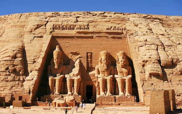 Abu Simbel Temple - Tour from Aswan