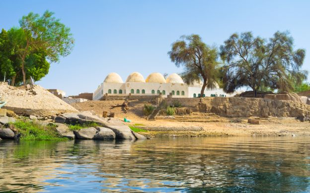Elephantine Island and the Botanical Gardens - Tour from Aswan