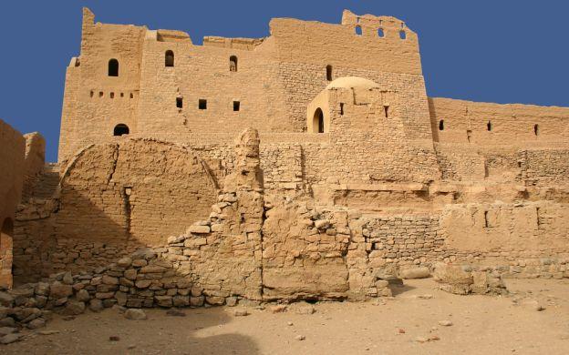 Saint Simeon Monastery Tour - from Aswan
