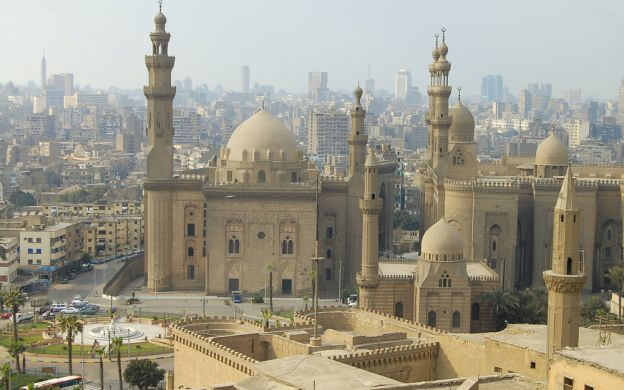 Islamic and Christian Cairo Tour