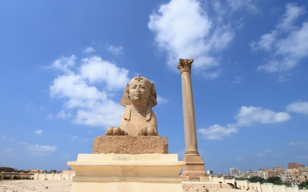 Alexandria City Sightseeing - Tour from Cairo