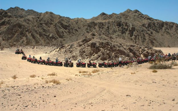 Quad Bike Safari - Tour from Hurghada