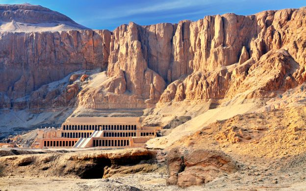 The West Bank and the Valley of the Kings - Morning Tour