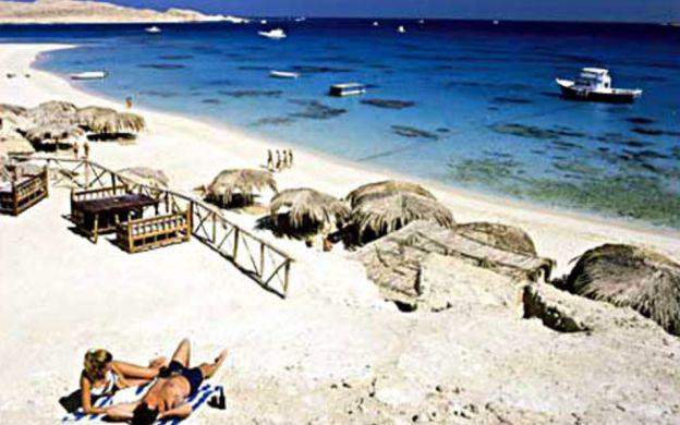 Mahmya Island Getaway - Tour from Safaga