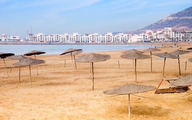 Agadir in a Nutshell - Kasbah, souks, the beach and more!