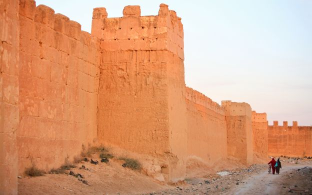 Taroudant and Tiout Tour from Agadir