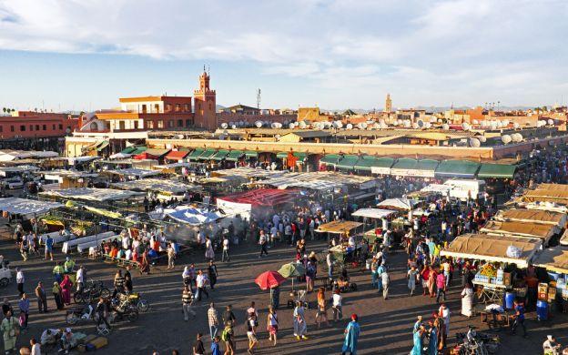 Marrakech Sightseeing Tour from Agadir